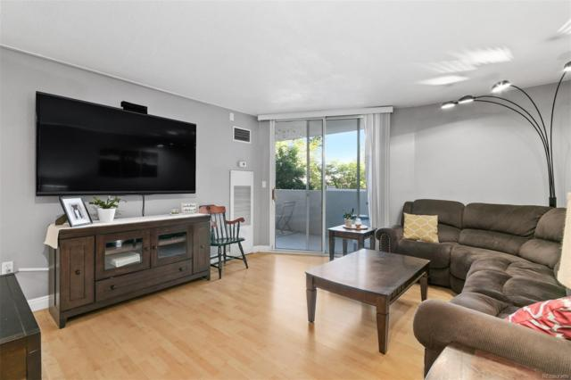 601 W 11th Avenue #113, Denver, CO 80204 (#3449905) :: Wisdom Real Estate
