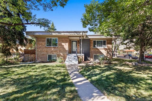 3901 W 26th Avenue, Denver, CO 80212 (#3450237) :: You 1st Realty
