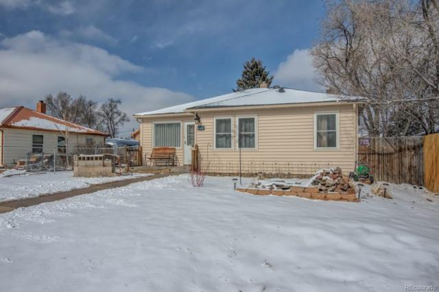 942 E Cucharras Street, Colorado Springs, CO 80903 (#3450276) :: The Pete Cook Home Group