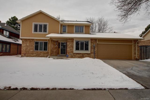 6110 W Evans Place, Lakewood, CO 80227 (#3450289) :: The Peak Properties Group