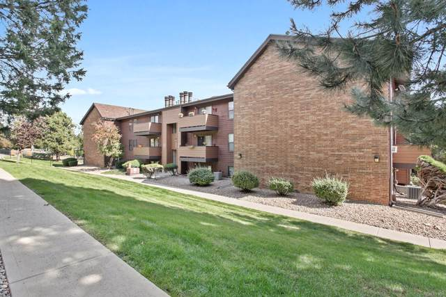 205 Wright Street #301, Lakewood, CO 80228 (MLS #3450721) :: 8z Real Estate