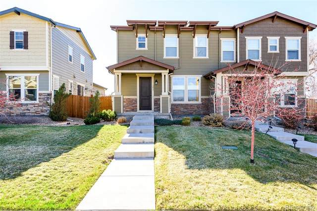 1237 S Dayton Street, Denver, CO 80247 (#3450723) :: Wisdom Real Estate