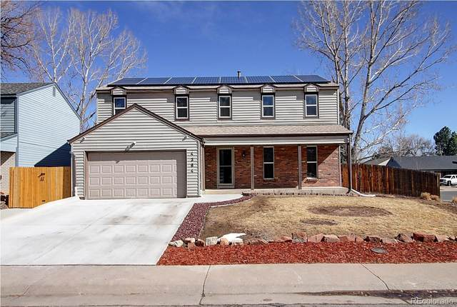 4384 S Union Street, Morrison, CO 80465 (#3450988) :: James Crocker Team