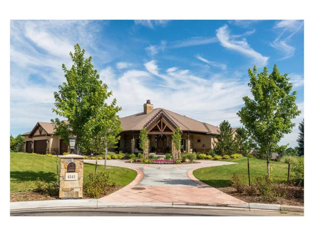 4541 Foxtail Circle, Greenwood Village, CO 80121 (#3451063) :: The City and Mountains Group
