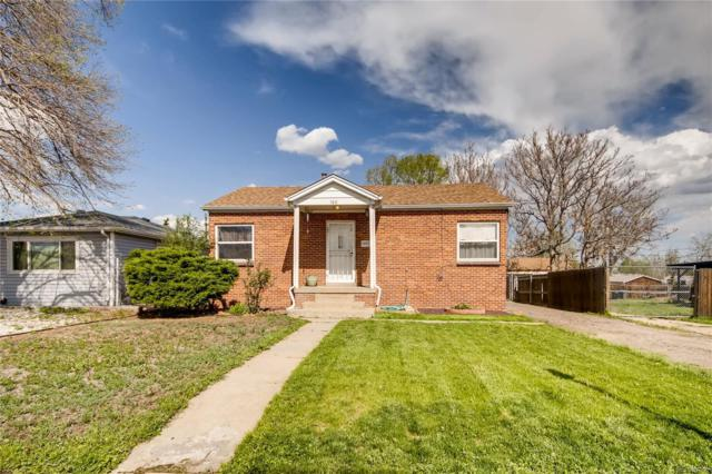 160 S Eliot Street, Denver, CO 80219 (#3451125) :: Bring Home Denver with Keller Williams Downtown Realty LLC