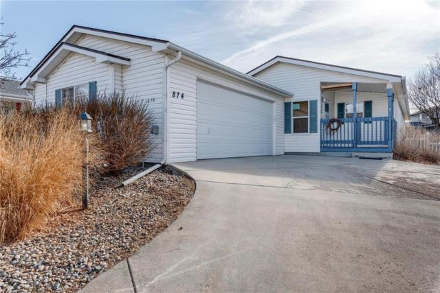 874 Vitala Drive, Fort Collins, CO 80524 (#3451555) :: The Galo Garrido Group