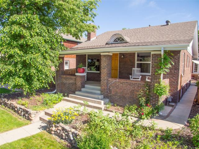 4537 W 32nd Avenue, Denver, CO 80212 (MLS #3451775) :: 8z Real Estate