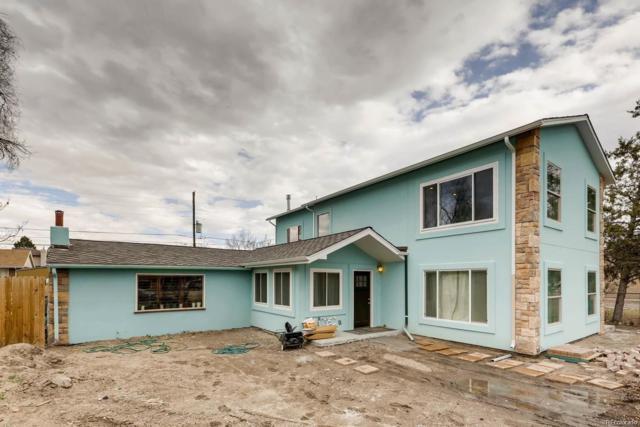 946 S Leyden Street, Denver, CO 80224 (#3452074) :: Bring Home Denver