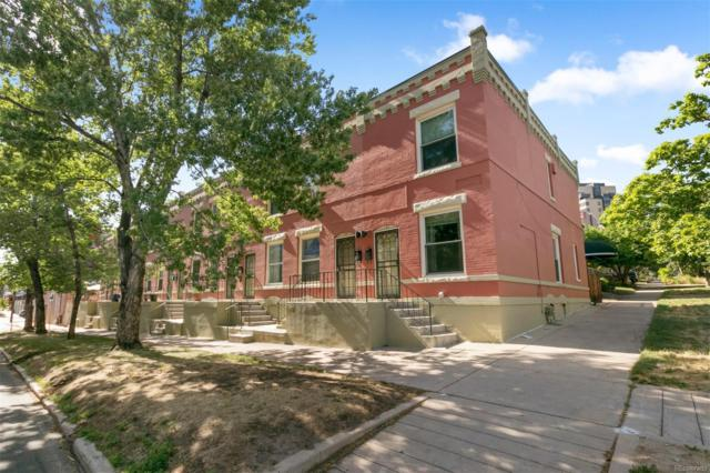 121 E 8th Avenue, Denver, CO 80203 (#3452086) :: The Healey Group