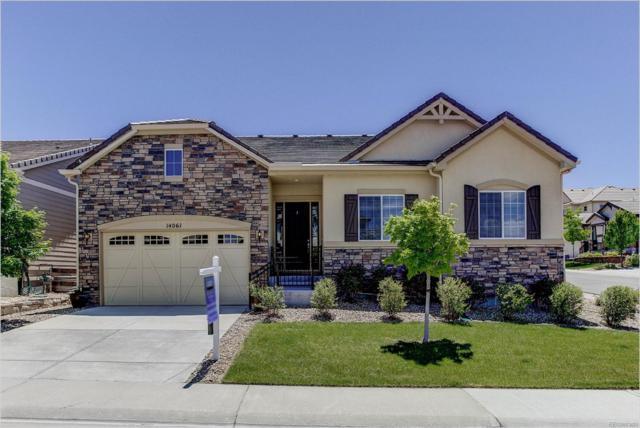 14061 Sierra Ridge Circle, Parker, CO 80134 (#3452222) :: Bring Home Denver with Keller Williams Downtown Realty LLC