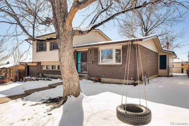 7639 Sherman Place, Denver, CO 80221 (MLS #3452355) :: 8z Real Estate