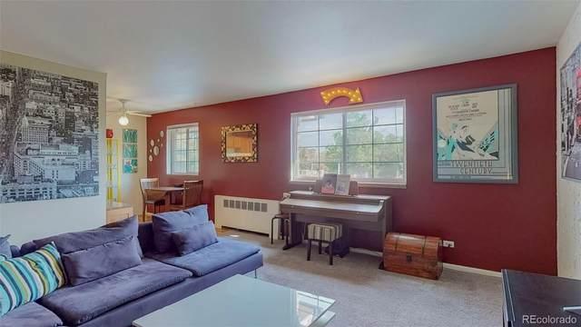 1350 Josephine Street #501, Denver, CO 80206 (#3452390) :: The Scott Futa Home Team