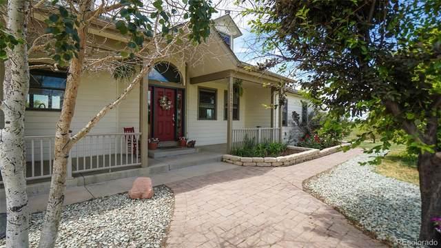 14001 Cavanaugh Road, Hudson, CO 80642 (#3452429) :: Stephanie Fryncko | Keller Williams Integrity