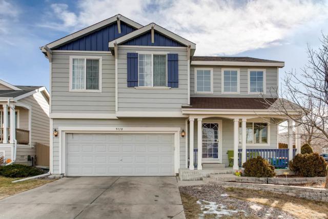 9118 E Kansas Avenue, Denver, CO 80247 (MLS #3452502) :: 8z Real Estate