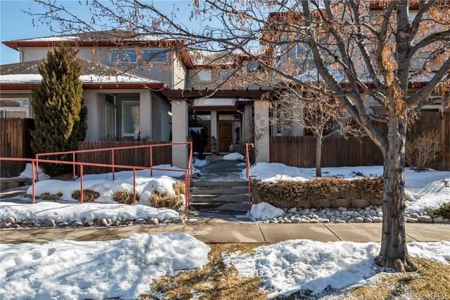 980 S Locust Street C, Denver, CO 80224 (#3452620) :: The Griffith Home Team