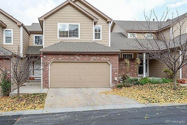 6839 S Webster Street F, Littleton, CO 80128 (#3452681) :: iHomes Colorado