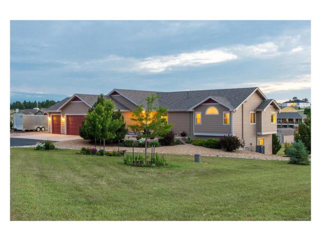 41313 Farmhouse Circle, Parker, CO 80138 (MLS #3452887) :: 8z Real Estate