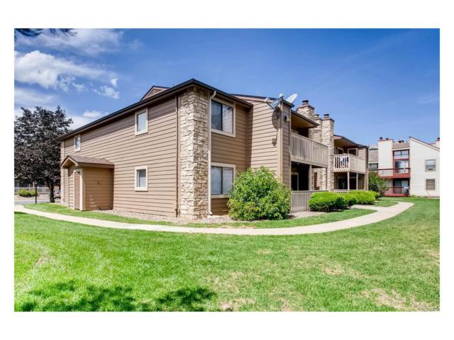 10283 E Peakview Avenue #103, Englewood, CO 80111 (MLS #3453313) :: 8z Real Estate
