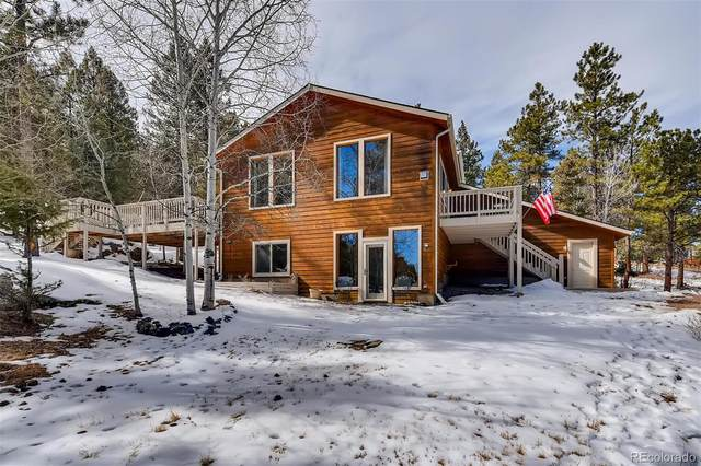 4607 County Road 72, Bailey, CO 80421 (#3453566) :: The DeGrood Team