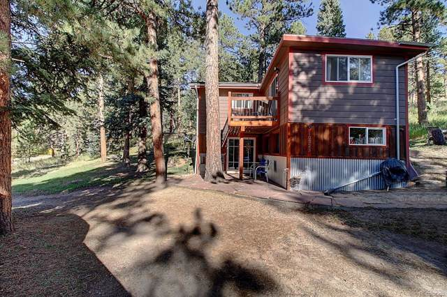 10323 Buena Vista Drive, Conifer, CO 80433 (MLS #3453581) :: 8z Real Estate