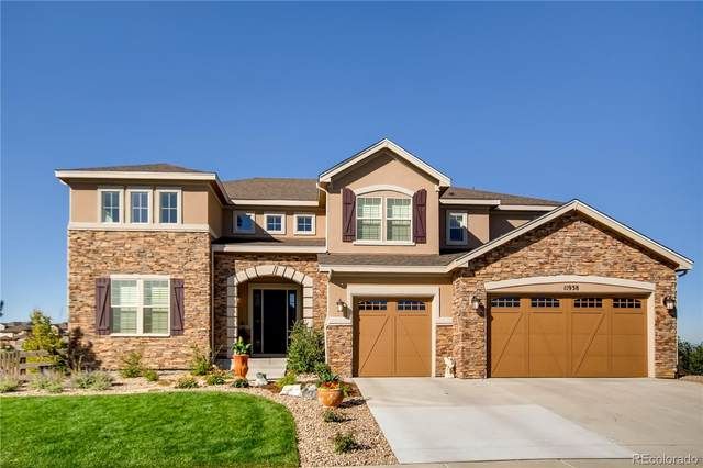 11938 S Meander Way, Parker, CO 80138 (#3454357) :: The Gilbert Group
