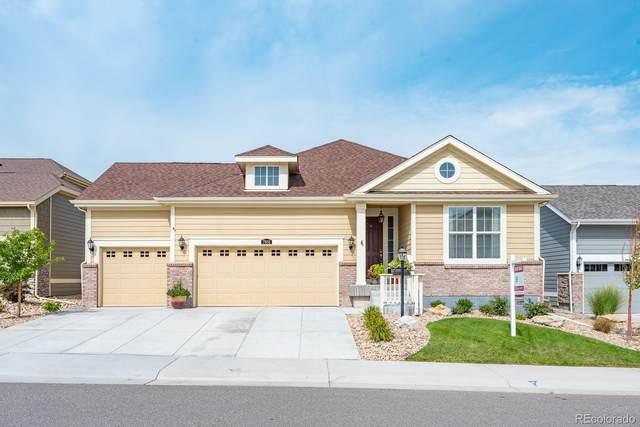 7851 E 152nd Drive, Thornton, CO 80602 (#3454532) :: My Home Team