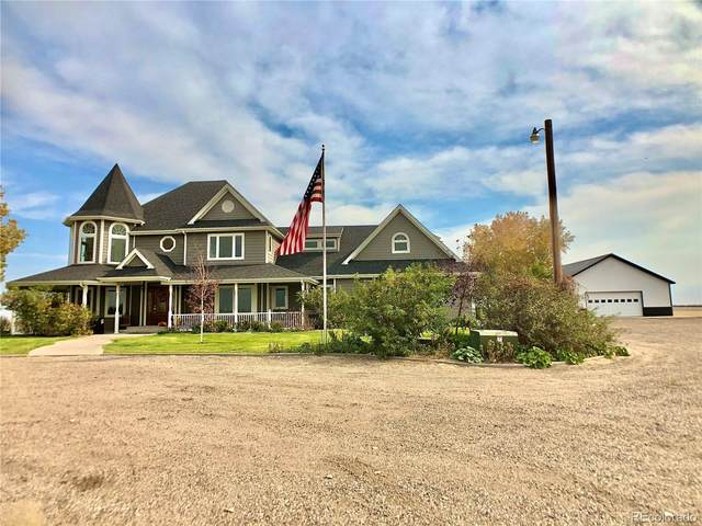 18874 County Road 4, Wiggins, CO 80654 (#3454798) :: Real Estate Professionals