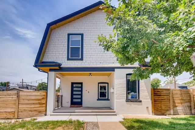 4059 Shoshone Street, Denver, CO 80211 (#3455291) :: Own-Sweethome Team