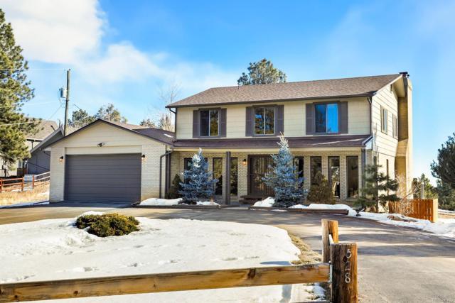 528 Parkview Avenue, Golden, CO 80401 (MLS #3455364) :: 8z Real Estate