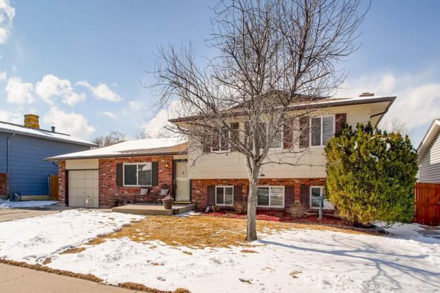 4641 S Iris Street, Denver, CO 80123 (#3455438) :: The Pete Cook Home Group