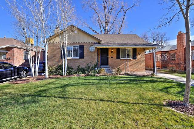 960 Grape Street, Denver, CO 80220 (#3455550) :: Wisdom Real Estate