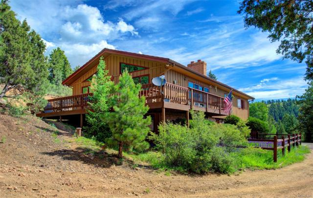 789 Wisp Creek Drive, Bailey, CO 80421 (MLS #3456292) :: 8z Real Estate