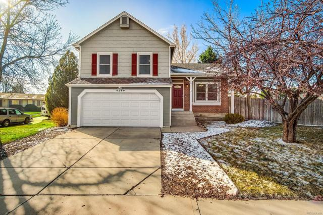 4260 S Biscay Circle, Aurora, CO 80013 (#3456323) :: The Galo Garrido Group