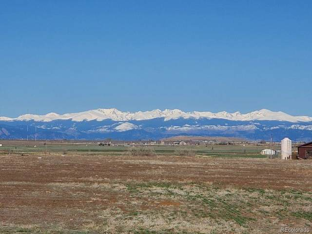 28310 E 159th Avenue, Brighton, CO 80603 (MLS #3456399) :: Bliss Realty Group