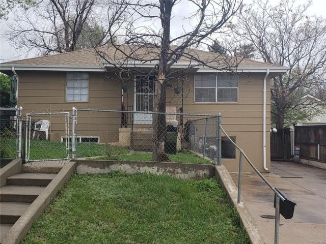 55 Osceola Street #57, Denver, CO 80219 (MLS #3456563) :: 8z Real Estate