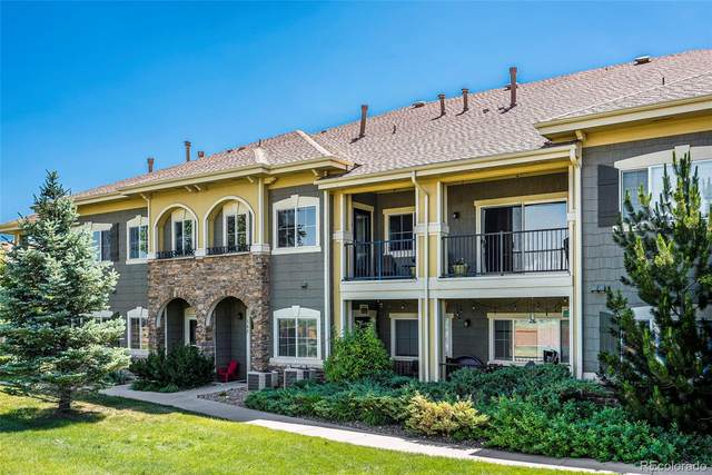 6283 Kilmer Loop #202, Arvada, CO 80403 (#3456661) :: Real Estate Professionals