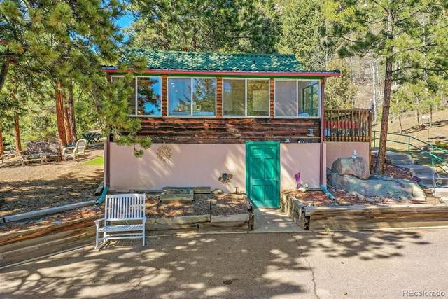 26029 Edelweiss Circle, Evergreen, CO 80439 (#3457107) :: The Colorado Foothills Team | Berkshire Hathaway Elevated Living Real Estate