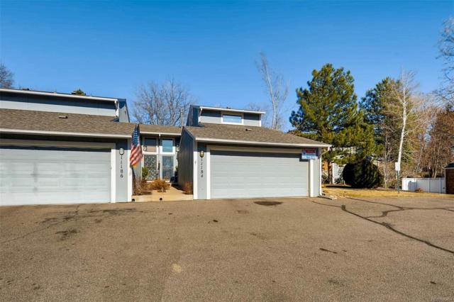 11184 E Linvale Drive, Aurora, CO 80014 (#3457132) :: Group 46:10 - Denver