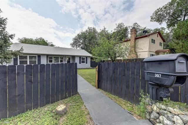 307 W Ramona Avenue, Colorado Springs, CO 80905 (#3457207) :: Berkshire Hathaway HomeServices Innovative Real Estate