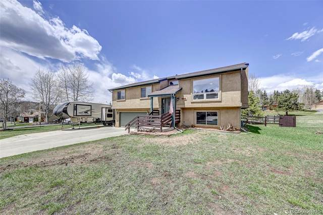 1960 Valley View Drive, Woodland Park, CO 80863 (#3457478) :: Berkshire Hathaway HomeServices Innovative Real Estate