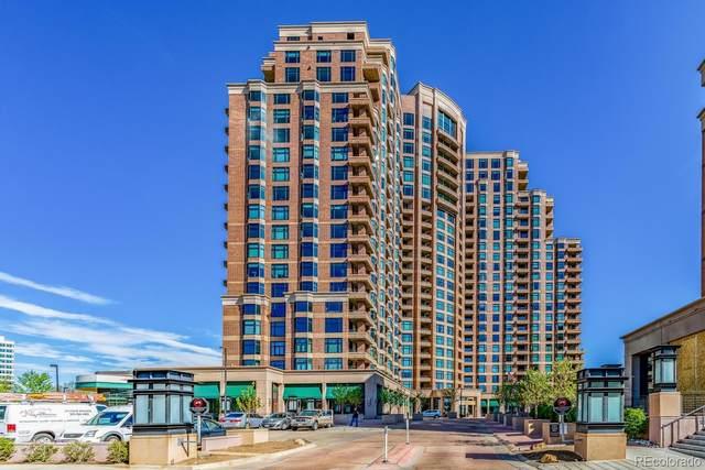 8100 E Union Avenue E #703, Denver, CO 80237 (#3457536) :: Briggs American Properties