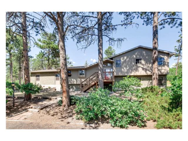 19830 W Top O The Moor Drive, Monument, CO 80132 (MLS #3457718) :: 8z Real Estate