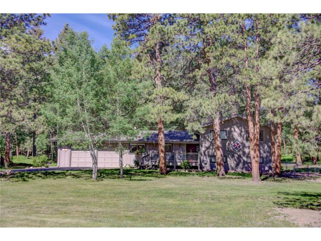 28179 Seabiscuit Trail, Evergreen, CO 80439 (#3457836) :: The City and Mountains Group
