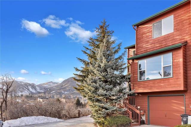 403 Washington Avenue A, Golden, CO 80403 (#3458228) :: The Margolis Team
