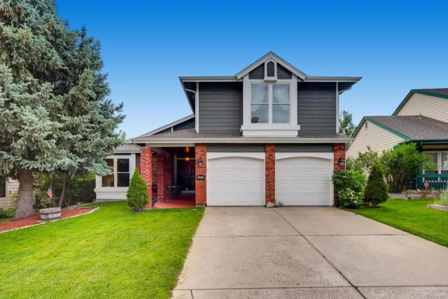10912 Trailrider Pass, Littleton, CO 80127 (#3458752) :: The Griffith Home Team