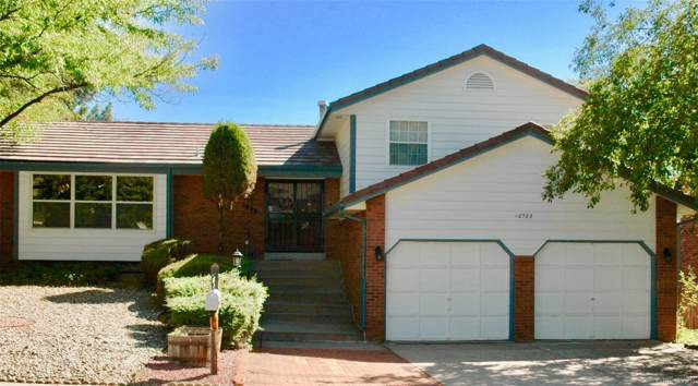 10783 E Maplewood Place, Englewood, CO 80111 (MLS #3459070) :: 8z Real Estate