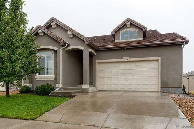 5103 Silverwood Drive, Johnstown, CO 80534 (#3459083) :: The DeGrood Team