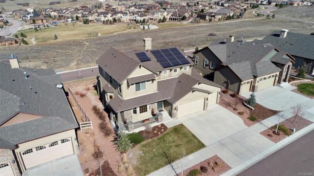1528 Yellow Tail Drive, Colorado Springs, CO 80921 (#3459265) :: The Griffith Home Team