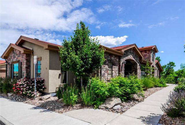 2065 Primo Road F, Highlands Ranch, CO 80129 (#3459455) :: The Galo Garrido Group