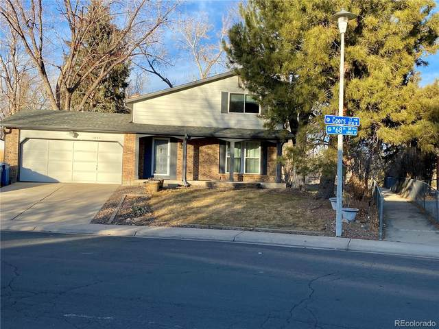 13785 W 68th Drive, Arvada, CO 80004 (#3459580) :: My Home Team